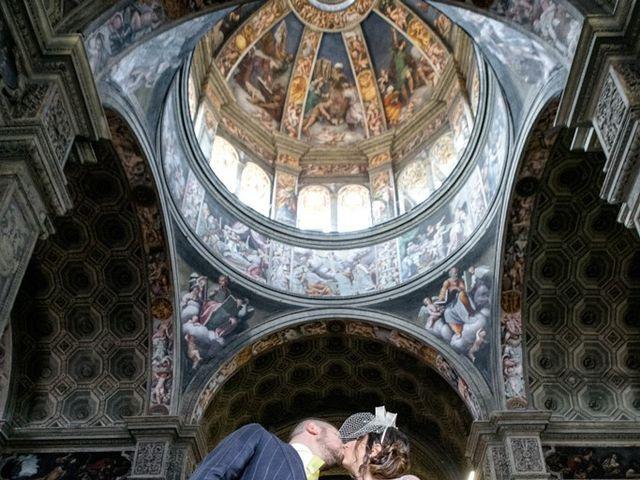 Il matrimonio di Simone e Sara a Piacenza, Piacenza 42