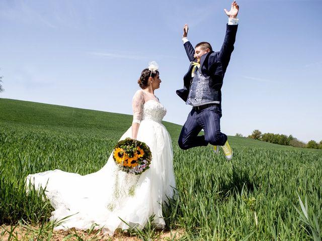 Il matrimonio di Simone e Sara a Piacenza, Piacenza 46