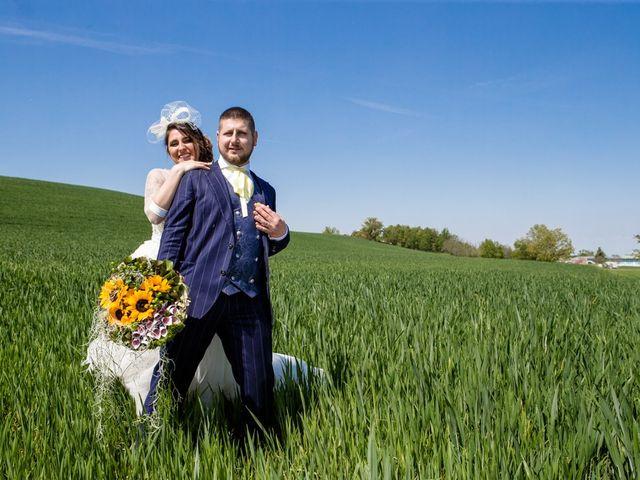 Il matrimonio di Simone e Sara a Piacenza, Piacenza 48