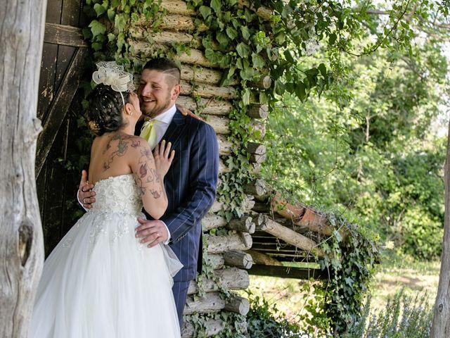 Il matrimonio di Simone e Sara a Piacenza, Piacenza 54