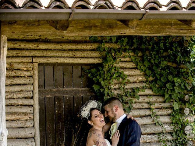 Il matrimonio di Simone e Sara a Piacenza, Piacenza 55
