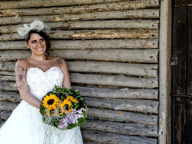 Il matrimonio di Simone e Sara a Piacenza, Piacenza 56