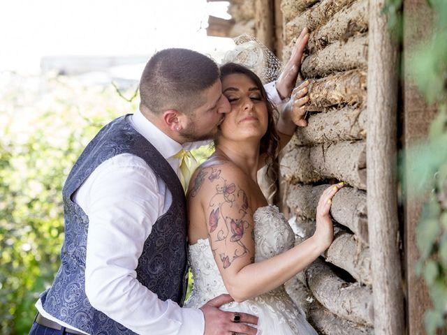 Il matrimonio di Simone e Sara a Piacenza, Piacenza 58