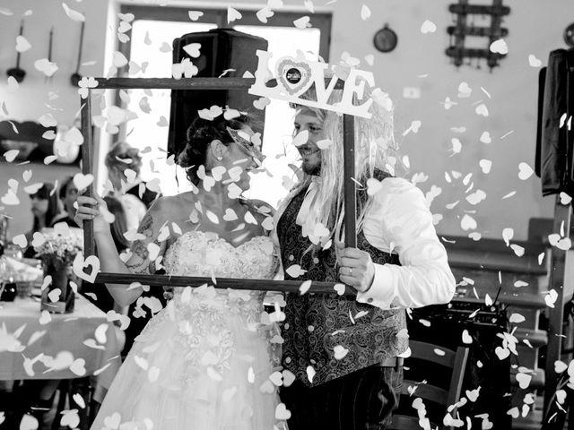 Il matrimonio di Simone e Sara a Piacenza, Piacenza 64