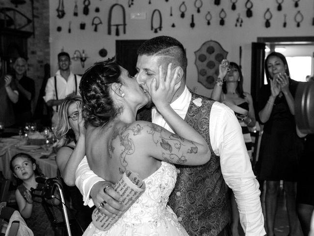 Il matrimonio di Simone e Sara a Piacenza, Piacenza 69