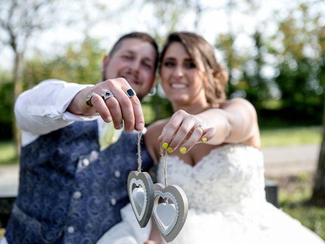 Il matrimonio di Simone e Sara a Piacenza, Piacenza 72