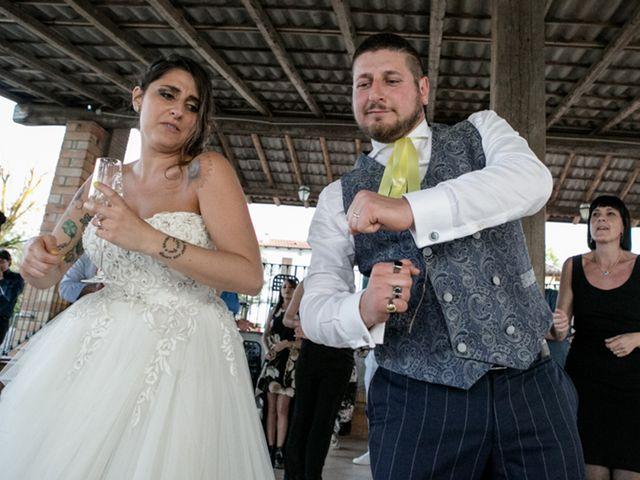 Il matrimonio di Simone e Sara a Piacenza, Piacenza 79