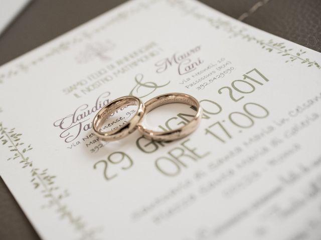 Il matrimonio di Mauro e Claudia a Roma, Roma 1