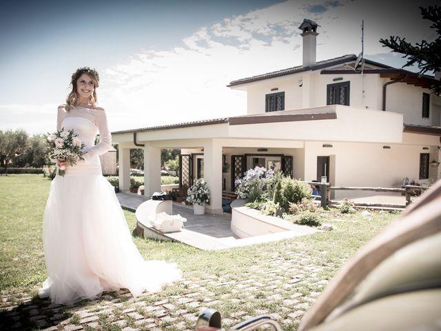 Il matrimonio di Mauro e Claudia a Roma, Roma 26