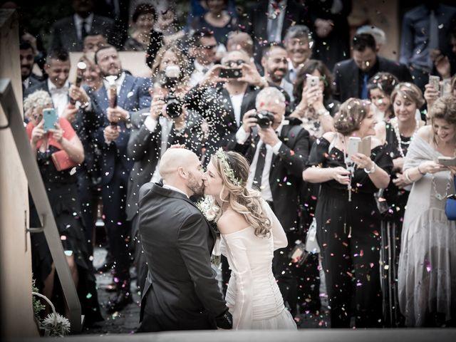 Il matrimonio di Mauro e Claudia a Roma, Roma 37
