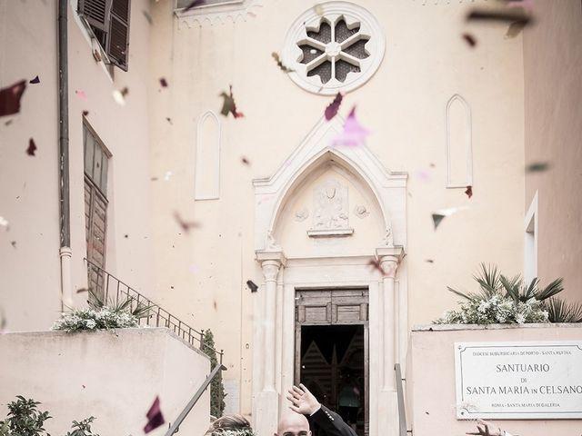 Il matrimonio di Mauro e Claudia a Roma, Roma 38