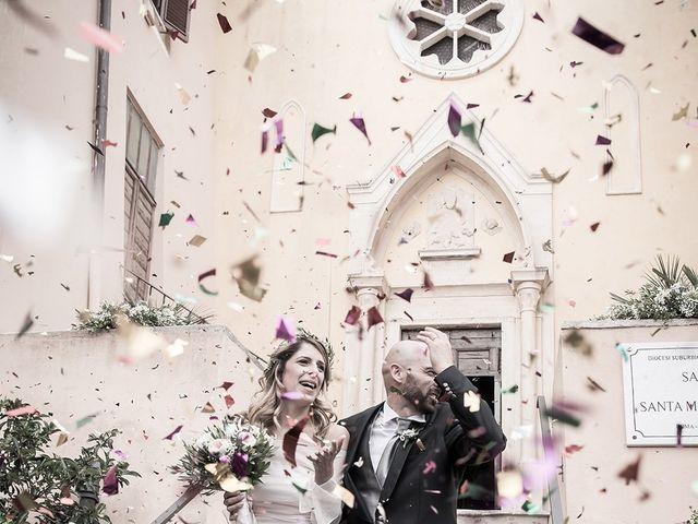Il matrimonio di Mauro e Claudia a Roma, Roma 40