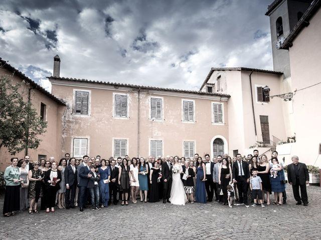 Il matrimonio di Mauro e Claudia a Roma, Roma 44