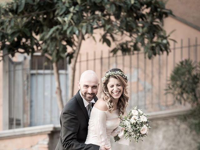 Il matrimonio di Mauro e Claudia a Roma, Roma 45
