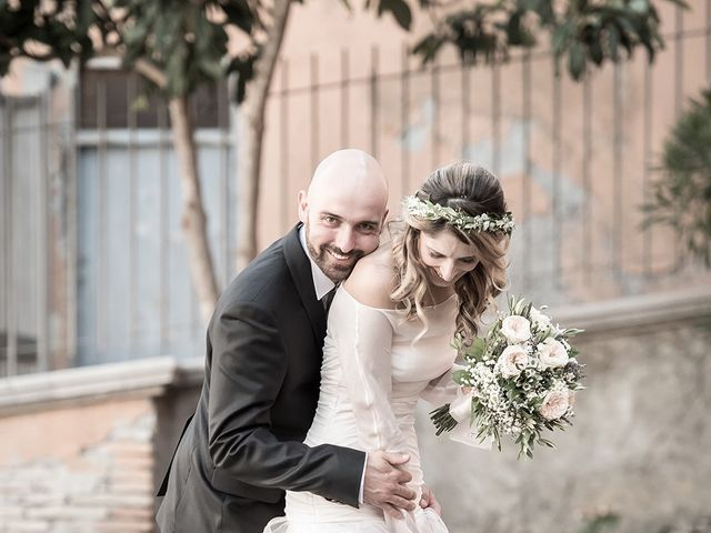 Il matrimonio di Mauro e Claudia a Roma, Roma 46