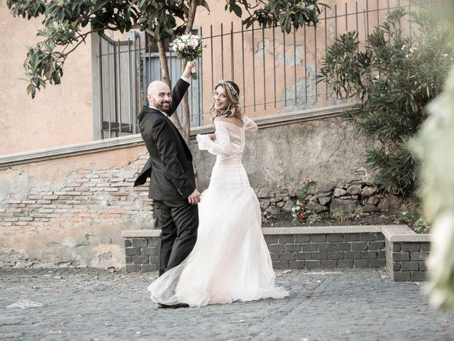 Il matrimonio di Mauro e Claudia a Roma, Roma 47
