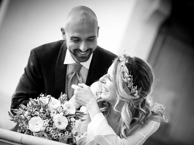 Il matrimonio di Mauro e Claudia a Roma, Roma 50