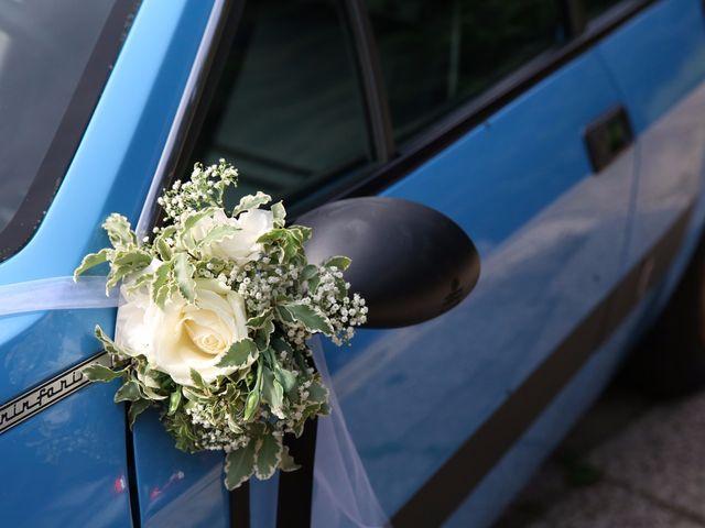 Il matrimonio di Christian e Chiara a Gornate-Olona, Varese 27