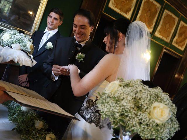 Il matrimonio di Christian e Chiara a Gornate-Olona, Varese 31