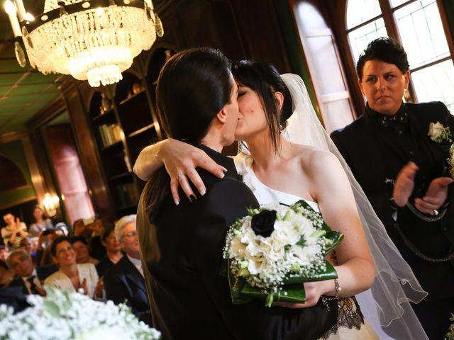 Il matrimonio di Christian e Chiara a Gornate-Olona, Varese 32