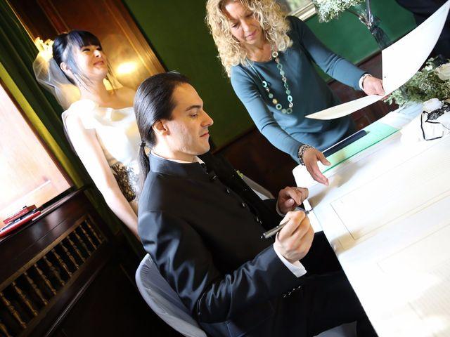 Il matrimonio di Christian e Chiara a Gornate-Olona, Varese 34