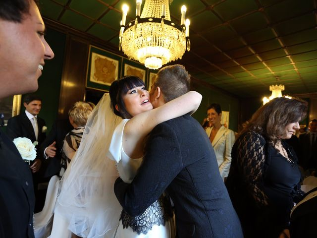 Il matrimonio di Christian e Chiara a Gornate-Olona, Varese 38