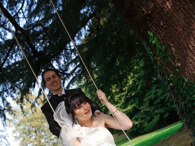 Il matrimonio di Christian e Chiara a Gornate-Olona, Varese 43