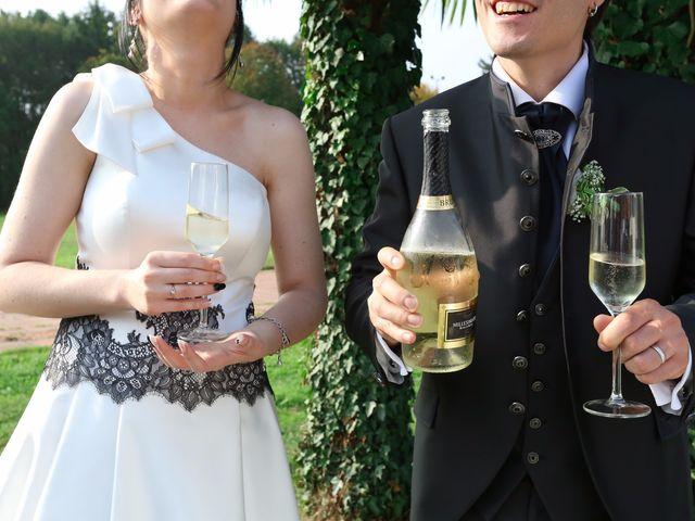 Il matrimonio di Christian e Chiara a Gornate-Olona, Varese 47