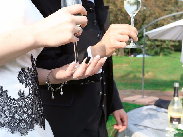 Il matrimonio di Christian e Chiara a Gornate-Olona, Varese 54