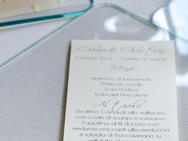 Il matrimonio di Christian e Chiara a Gornate-Olona, Varese 58
