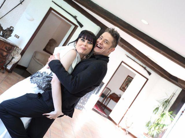 Il matrimonio di Christian e Chiara a Gornate-Olona, Varese 62