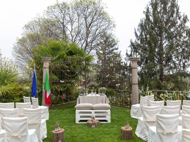 Il matrimonio di Michael e Debora a Cavriana, Mantova 40