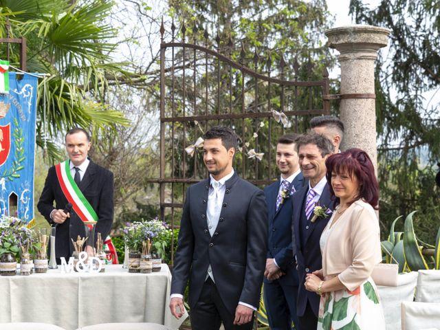 Il matrimonio di Michael e Debora a Cavriana, Mantova 52