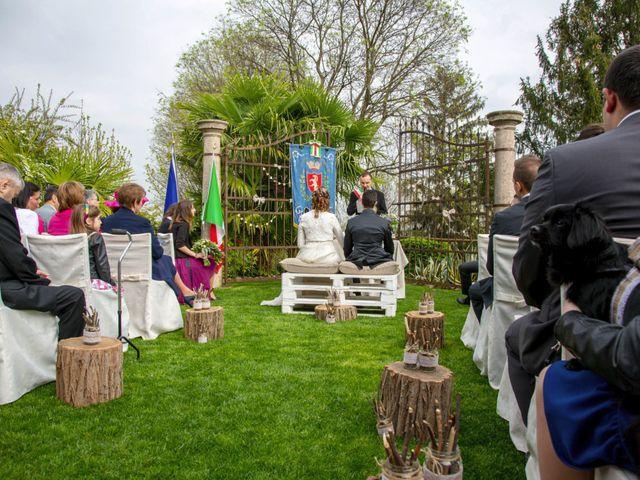 Il matrimonio di Michael e Debora a Cavriana, Mantova 53