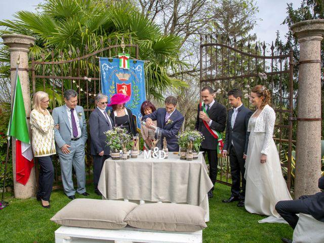 Il matrimonio di Michael e Debora a Cavriana, Mantova 54