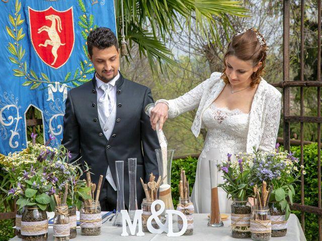 Il matrimonio di Michael e Debora a Cavriana, Mantova 55