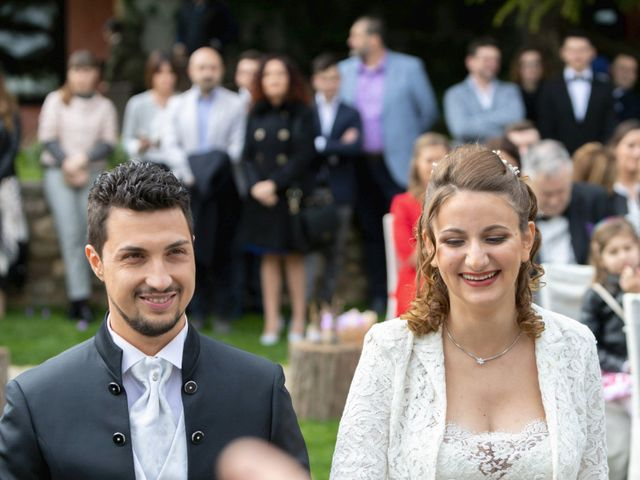 Il matrimonio di Michael e Debora a Cavriana, Mantova 58