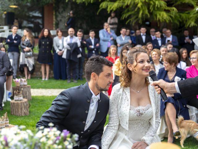 Il matrimonio di Michael e Debora a Cavriana, Mantova 60