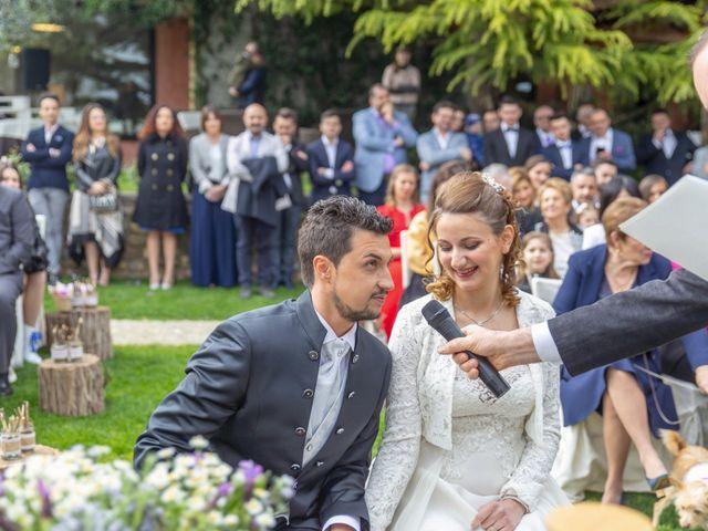 Il matrimonio di Michael e Debora a Cavriana, Mantova 61