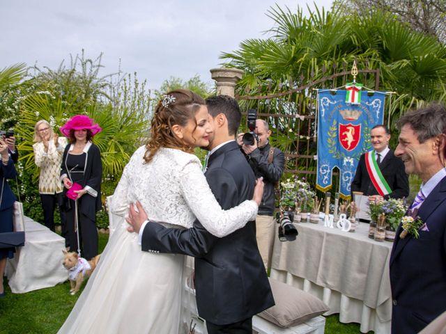 Il matrimonio di Michael e Debora a Cavriana, Mantova 62