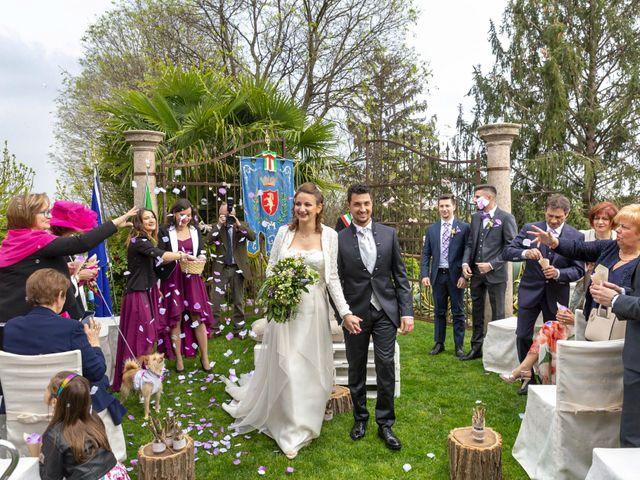 Il matrimonio di Michael e Debora a Cavriana, Mantova 77