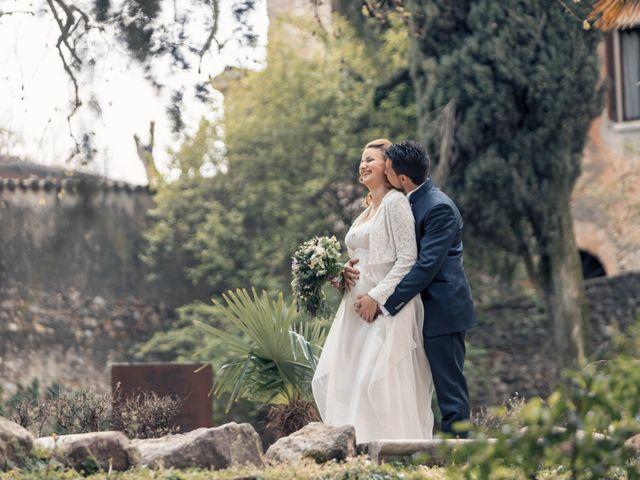 Il matrimonio di Michael e Debora a Cavriana, Mantova 83
