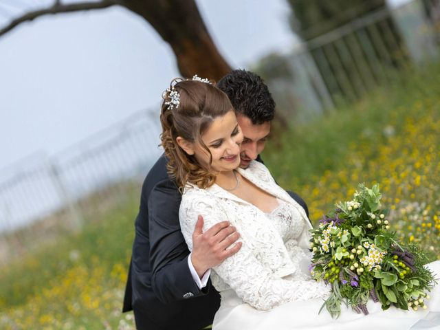 Il matrimonio di Michael e Debora a Cavriana, Mantova 92