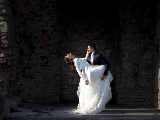 Il matrimonio di Michael e Debora a Cavriana, Mantova 96