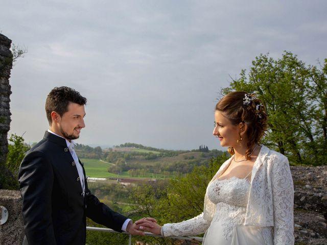 Il matrimonio di Michael e Debora a Cavriana, Mantova 99