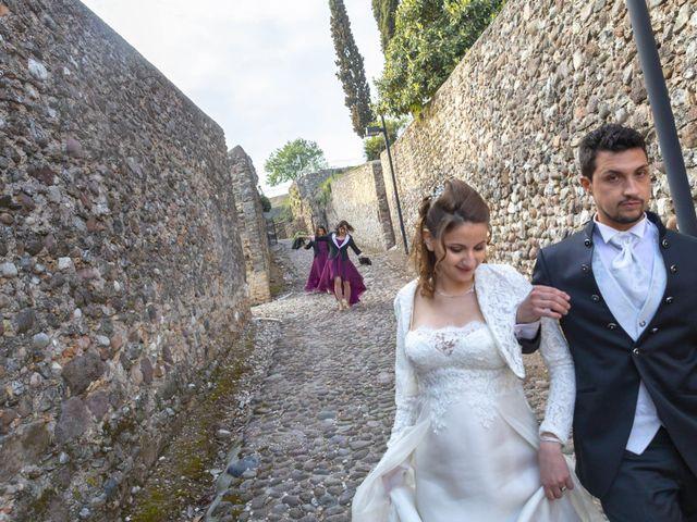Il matrimonio di Michael e Debora a Cavriana, Mantova 100