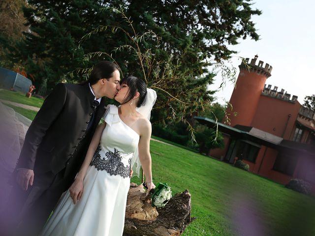Il matrimonio di Christian e Chiara a Gornate-Olona, Varese 40