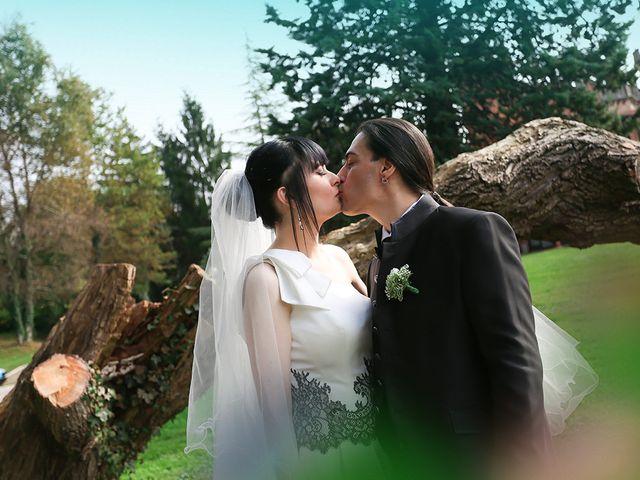 Il matrimonio di Christian e Chiara a Gornate-Olona, Varese 41