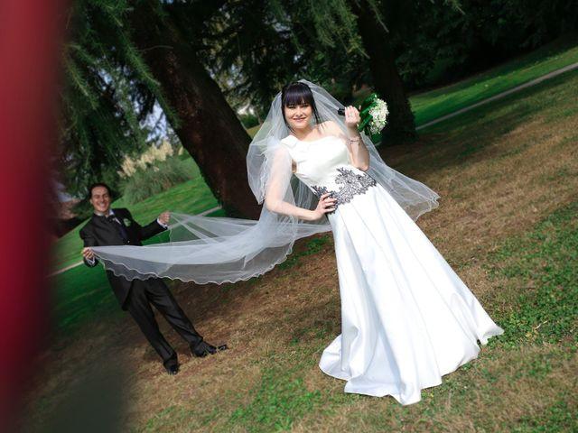 Il matrimonio di Christian e Chiara a Gornate-Olona, Varese 42
