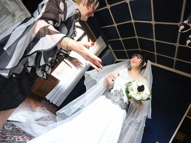 Il matrimonio di Christian e Chiara a Gornate-Olona, Varese 24